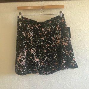 Marilyn Monroe Pink Camo Mini Skirt Size L